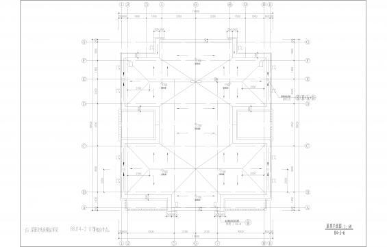 a-无尚划法-a03号-双拼简欧式农村自建房-设计群网图库