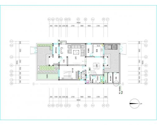 b-琳琅建筑设计工作室-b26- tuanrun -乡村住宅