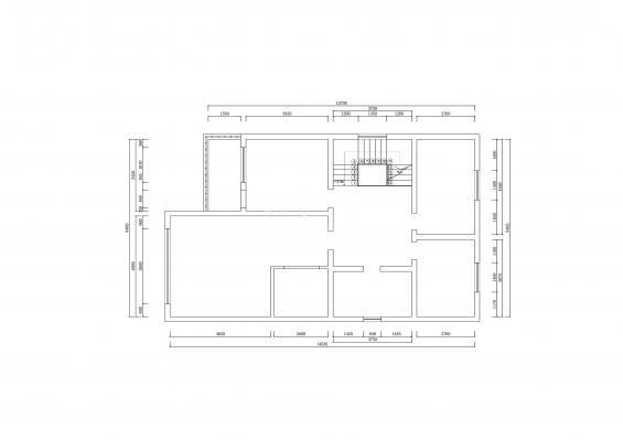b-我爱设计-b02号-双拼乡村别墅