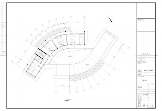 福建圆形土楼平面图手绘