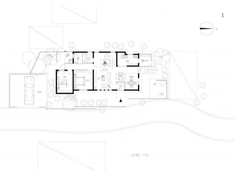 【点评】黄石自建房设计方案_每周一评_云课堂_设计群