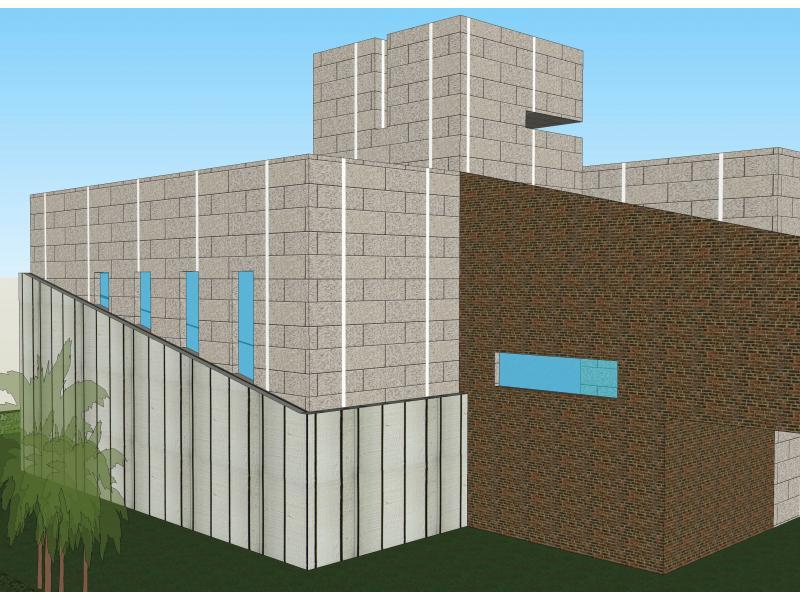 万瑞办公楼立面设计-投标鉴赏-设计群网