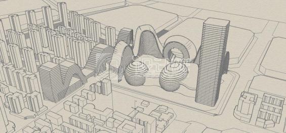 城市概念设计-设计群网图库