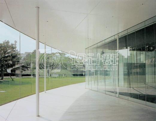 妹岛和世-金泽21世纪美术馆