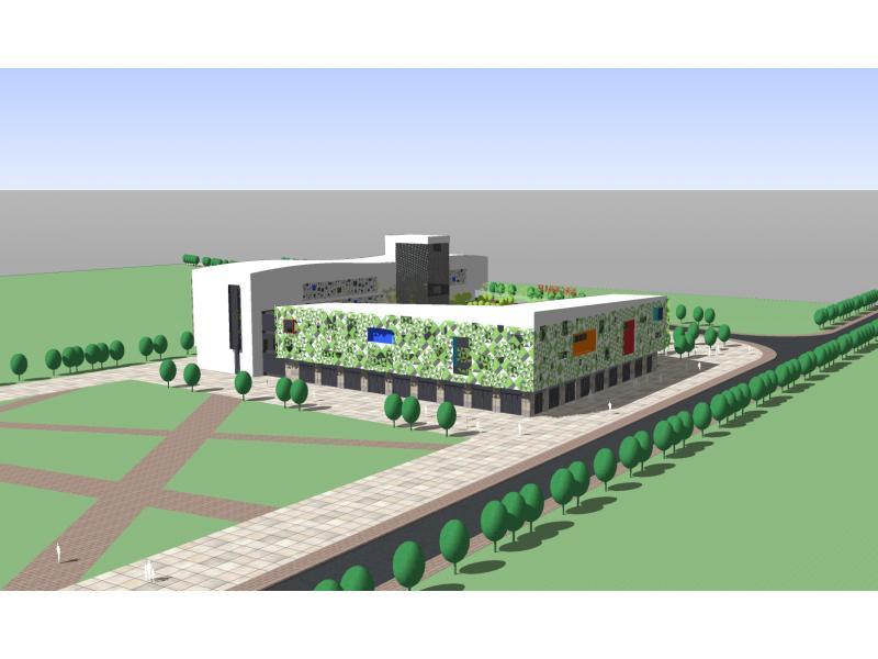 首页 交易大厅 资料共享厅 优秀案例 福海幼儿园外观设计 福海幼儿园
