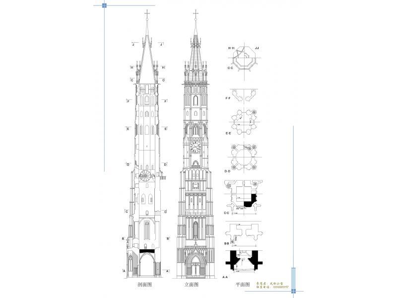 标志性建筑符号设计