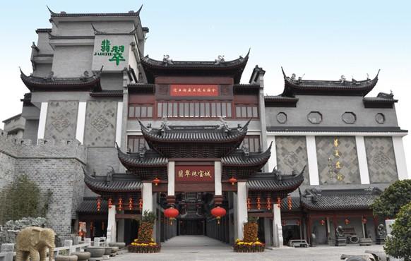 仿古建筑是指专门用于模仿与替代古代建筑,传统宗教寺观,传统造景
