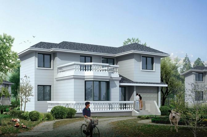 别墅自建房的合理设计及施工农村要点a别墅图片
