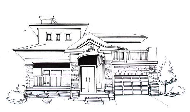 学建筑设计的方法们,手绘是必不可少的一门学者,现在小编就和大家分享的基础结构设计混凝土图片