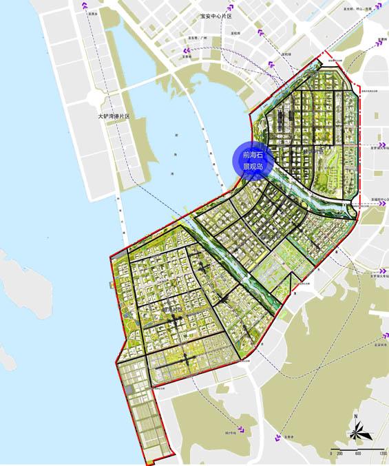 前海石景观岛概念设计国际竞赛