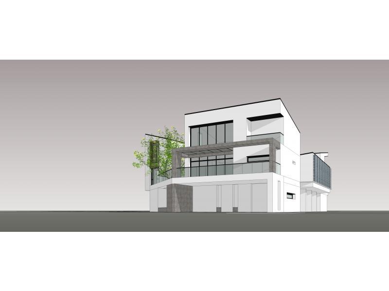 新式别墅-投标鉴赏-设计群网