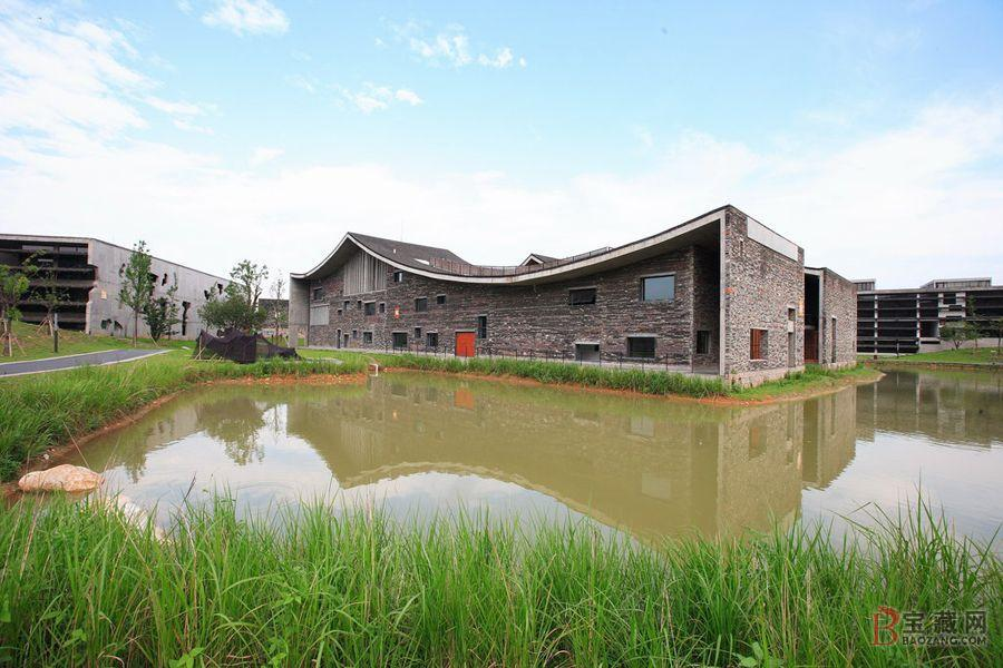 中国美术学院象山校区_中国美术学院象山校区设计理念_建筑文章_建筑设计讨论_绿色