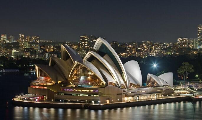 盘点国外的著名圆形建筑