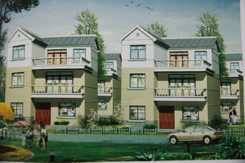 新農村自建房方案設計