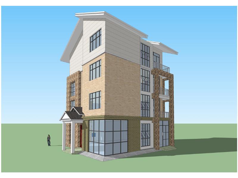 新农村自建房方案设计