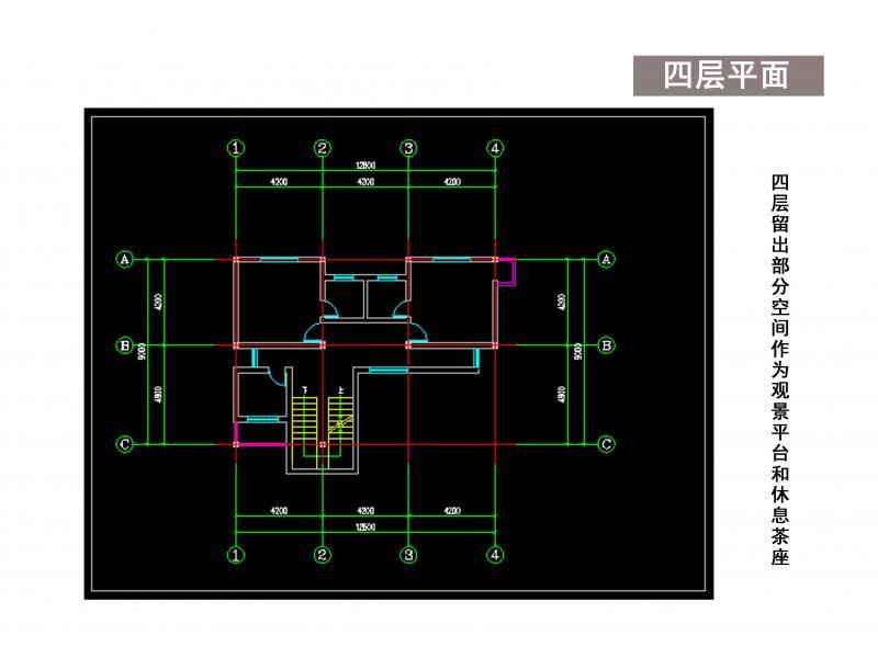 海滨别墅设计-投标鉴赏-设计群网