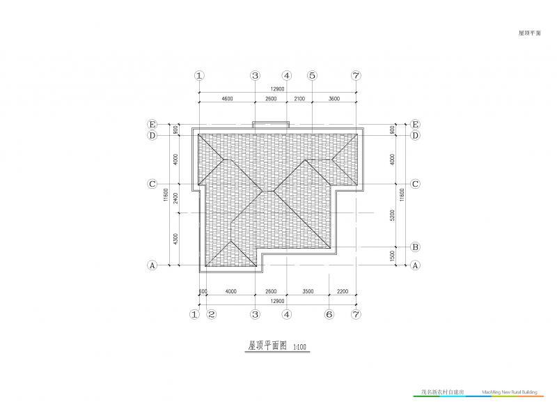 广东茂名新农村自建房设计