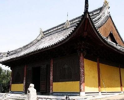 中国木结构古建筑的抗震作用