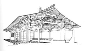 古建筑结构图片分享下载图片