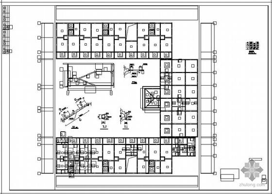 工程图 户型 户型图 平面图 560_399
