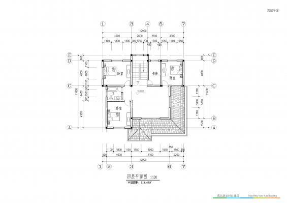 农村自建房设计-设计群网图库
