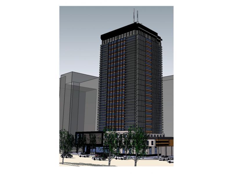 小高层公寓酒店设计