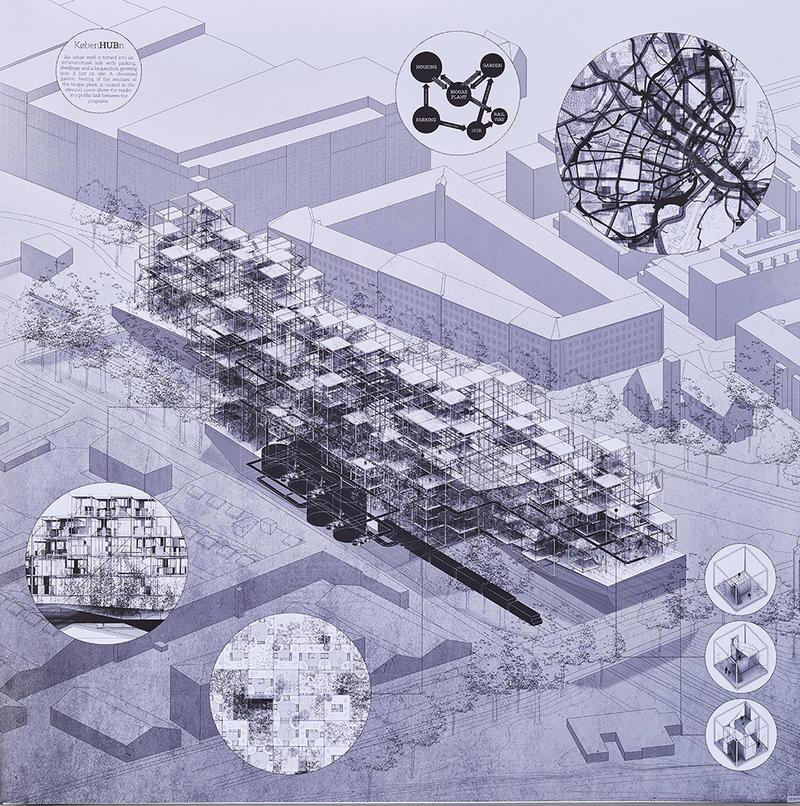 2014年度建筑手绘获奖作品 建筑手绘的五句唠叨