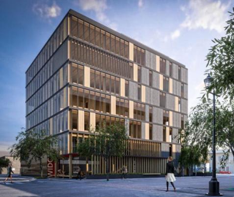 加拿大木结构创新设计中心
