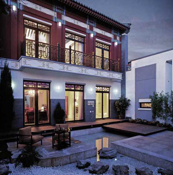 国内八大新中式建筑图片