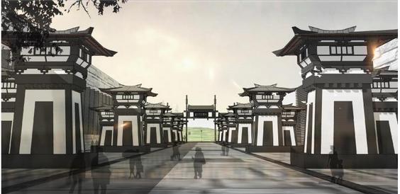 殡仪馆公墓概念性规划设计方案