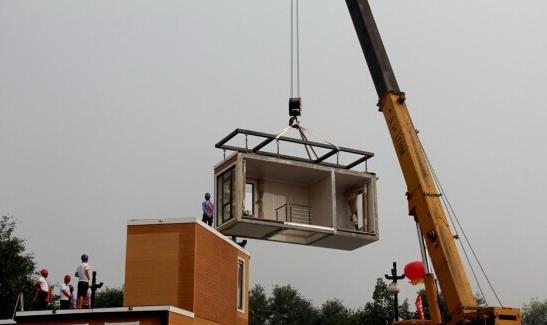 预制装配式混凝土结构,轻钢结构,集装箱模块化房屋,木结构建筑