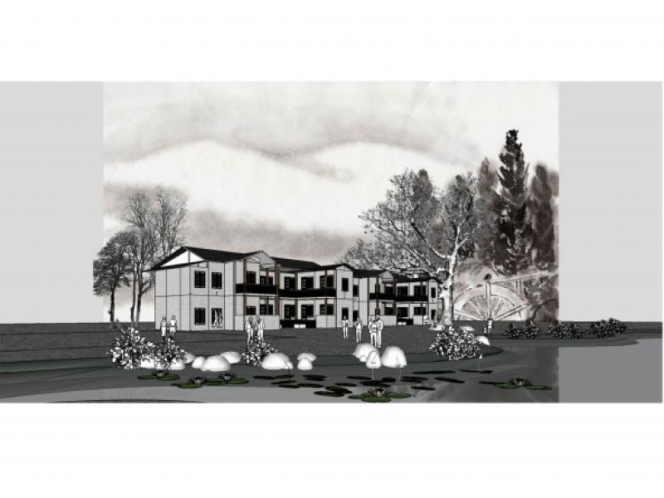 地域性·现代性——湖北省恩施市龙马小镇规划之民宿设计