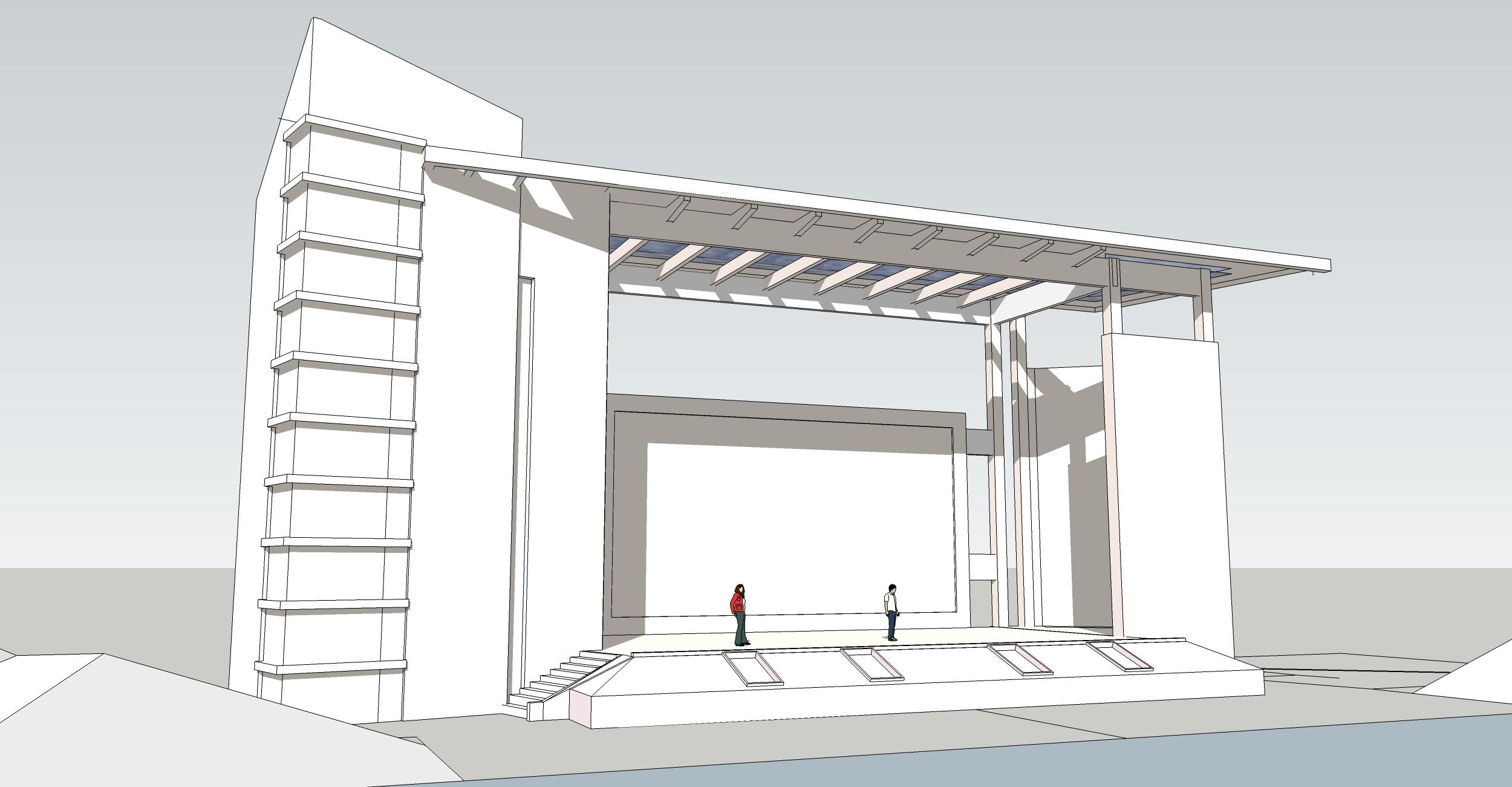 首页 任务大厅 成功案例 露天剧场舞台设计(参与者都有奖金!