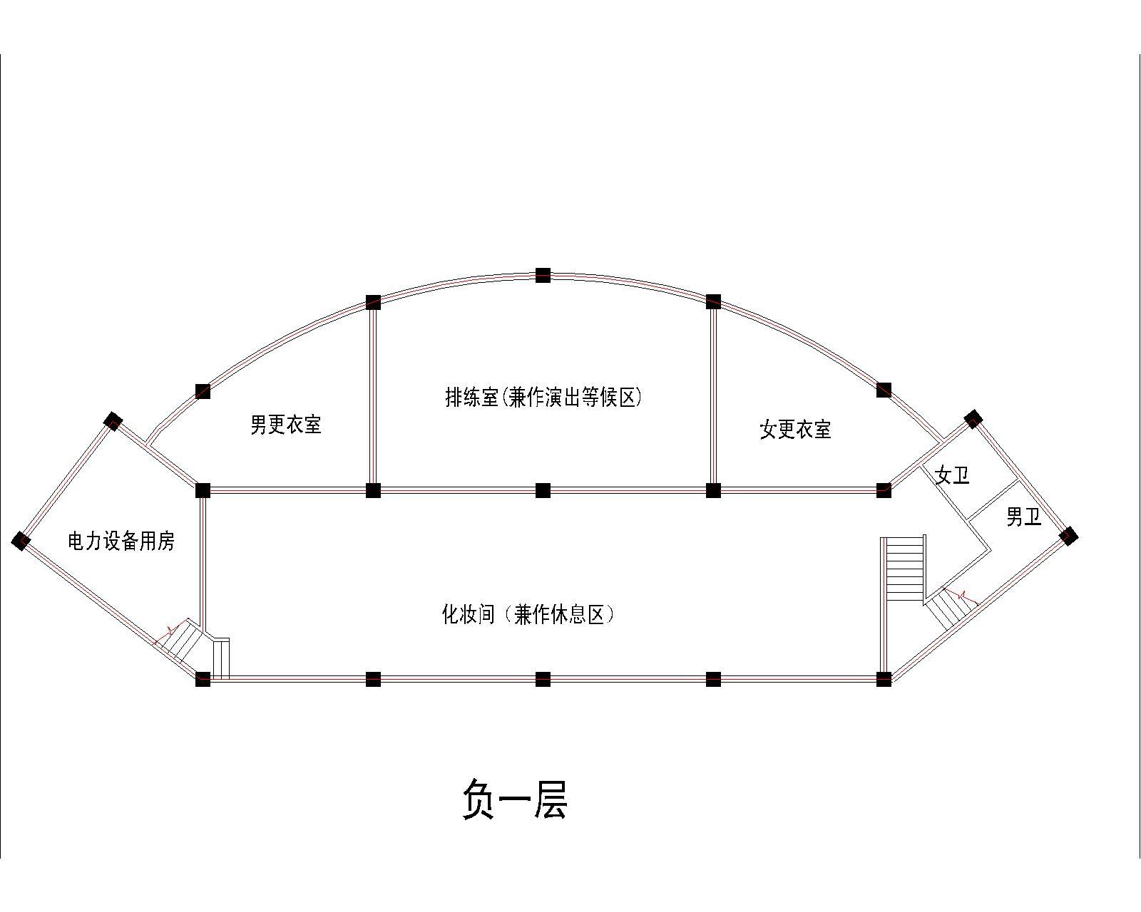露天剧场舞台概念方案