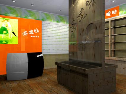 法院办公大楼 门厅效果图 设计群网图库
