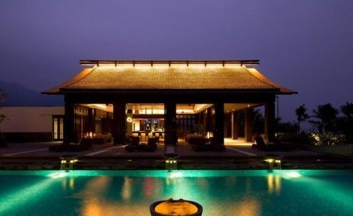 海景别墅酒店设计方案