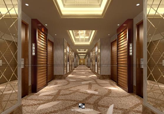室内设计是建筑设计的持续和完善